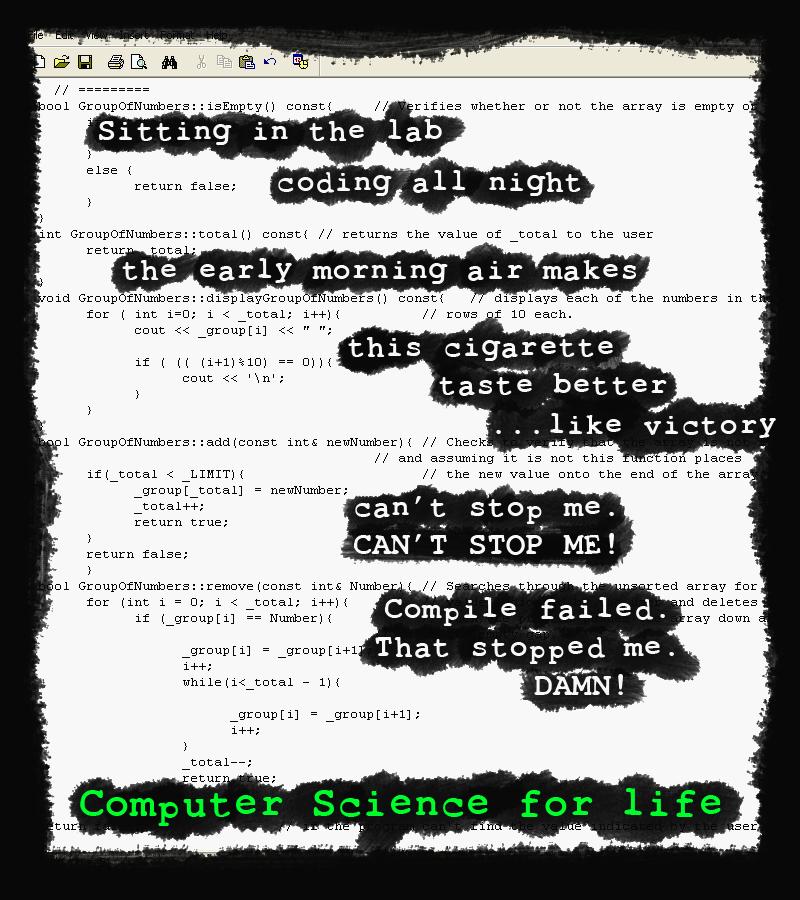 Once a Code Monkey, Always a Code Monkey