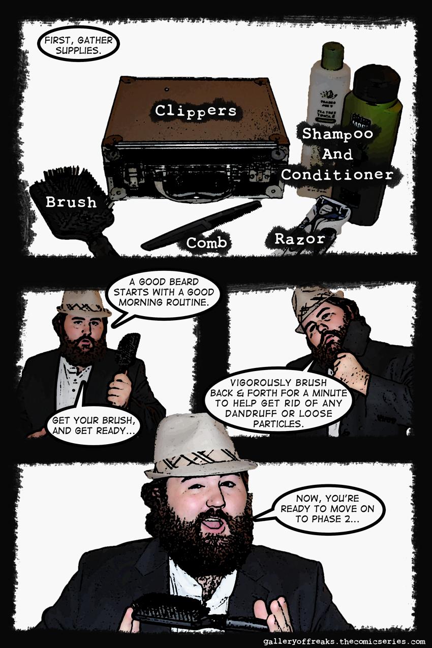 Bearded Gentlemen Unite - 02