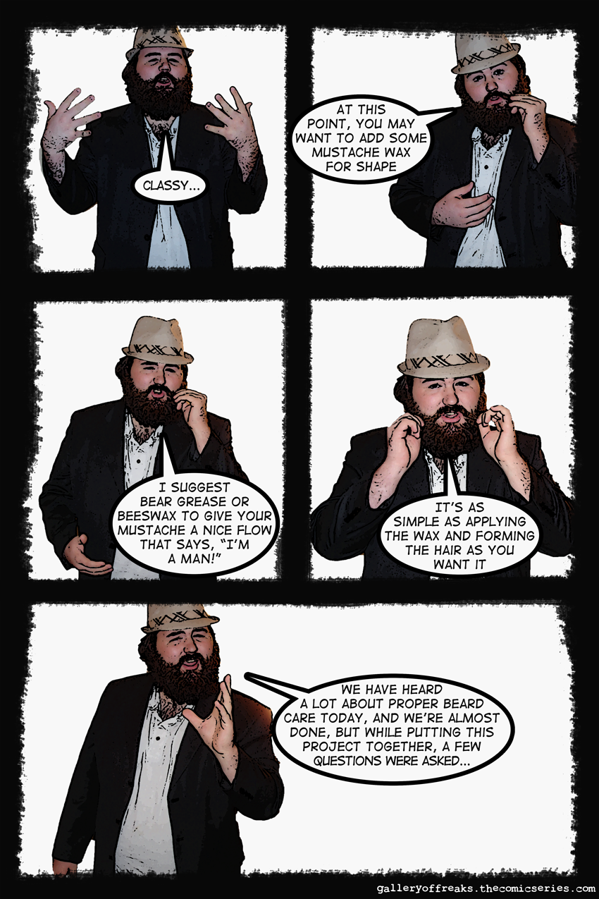 Bearded Gentlemen Unite - 06