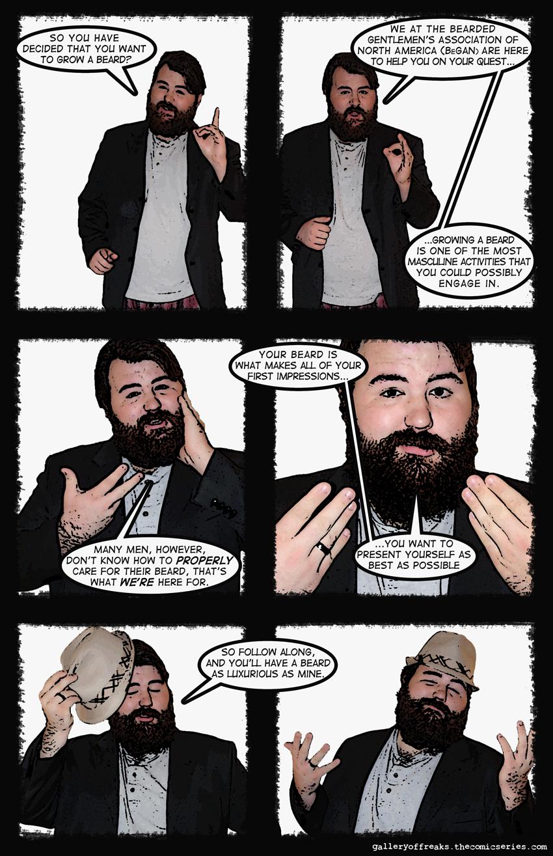 Bearded Gentlemen Unite - 01