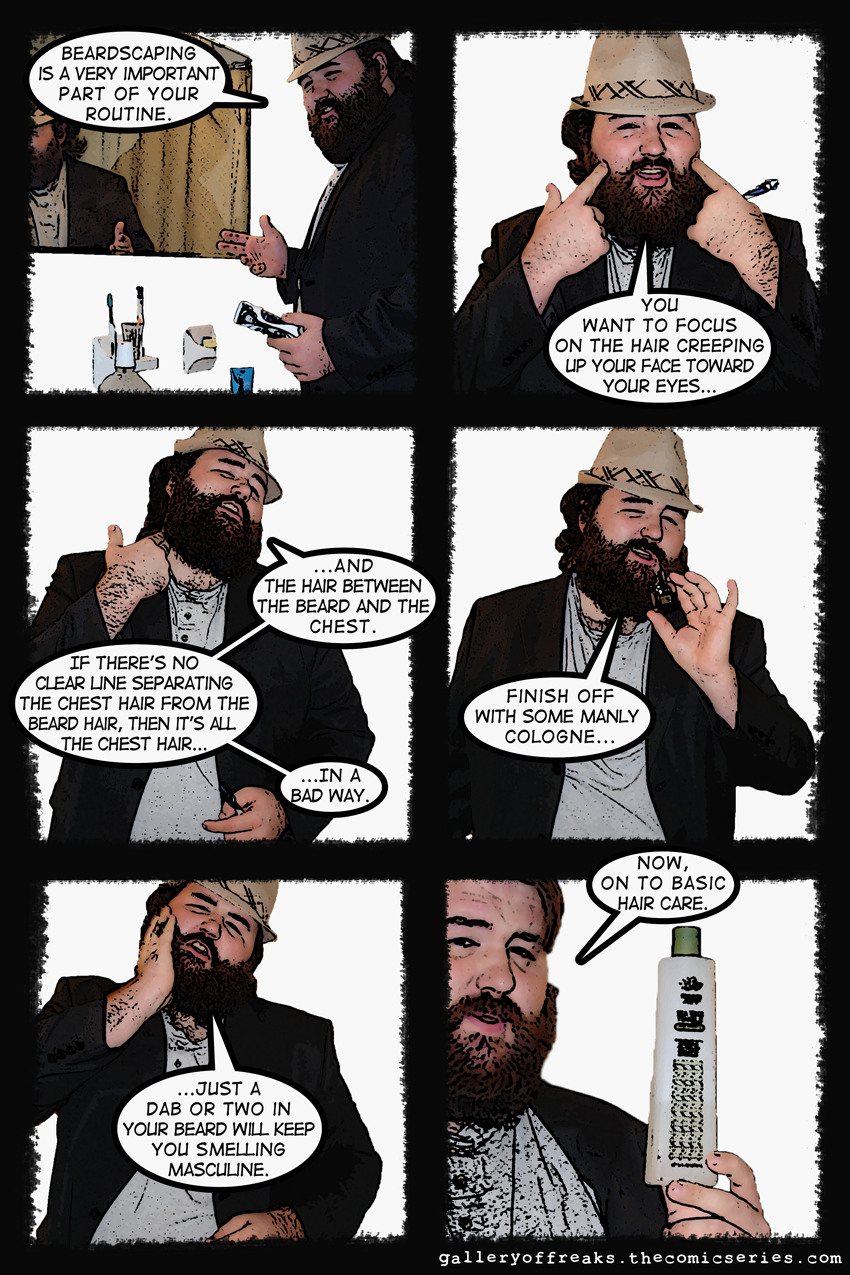 Bearded Gentlemen Unite - 04