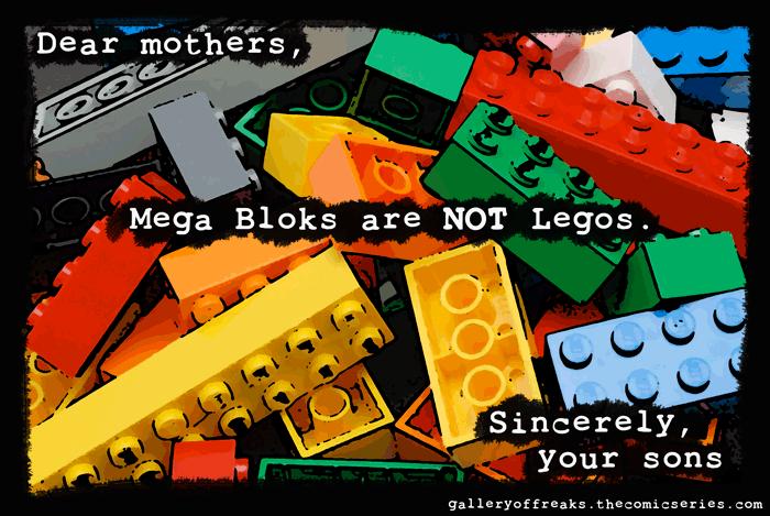 Lego Vs Megabloks