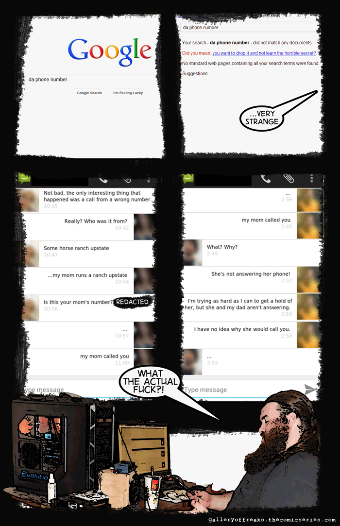 The phone call - Page 2